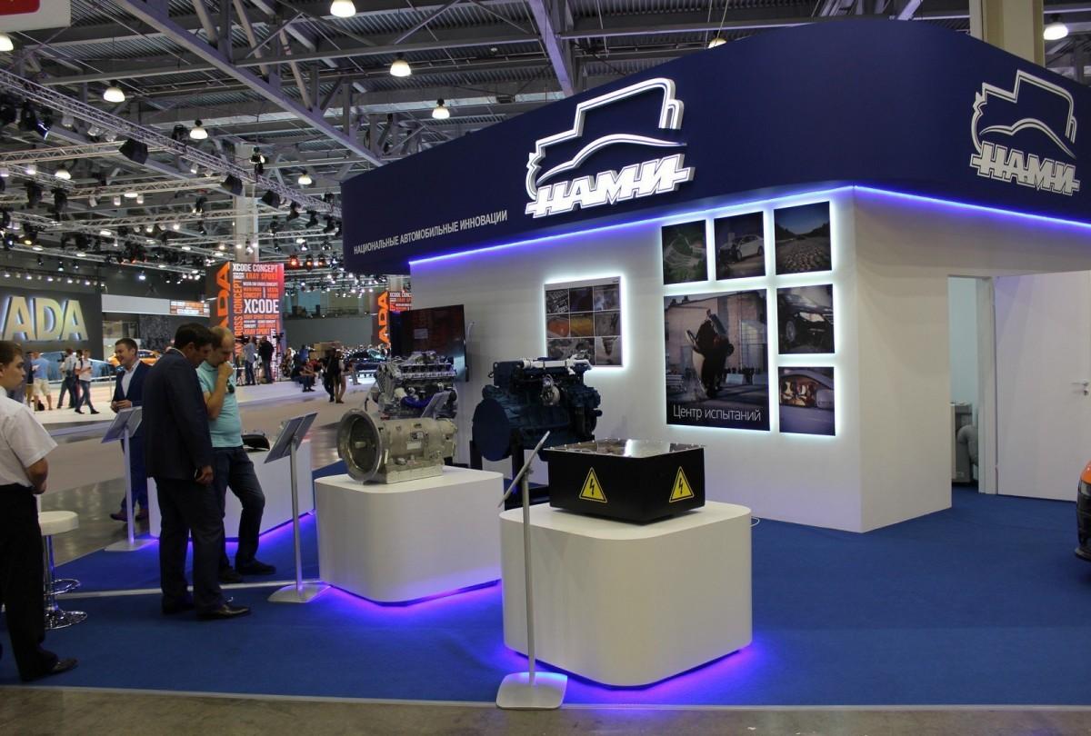 КАТЕ - российские автоматические коробки передач для автомобилей проекта Кортеж