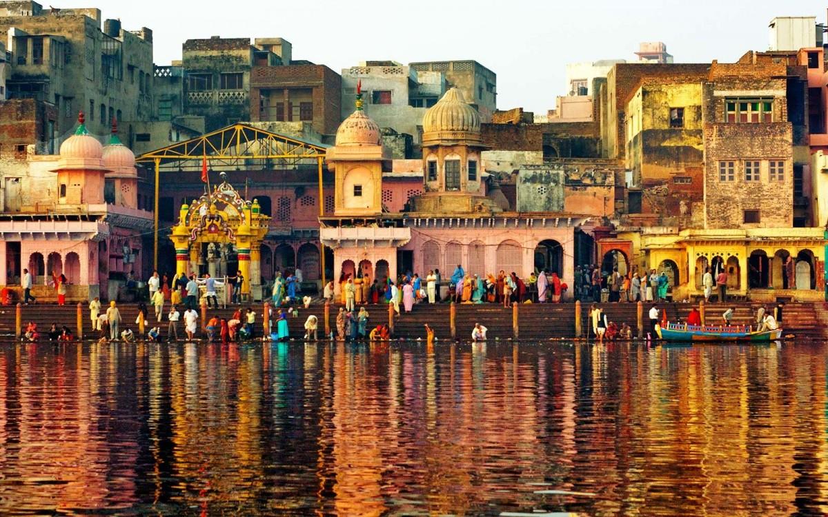 Матхура - Индия