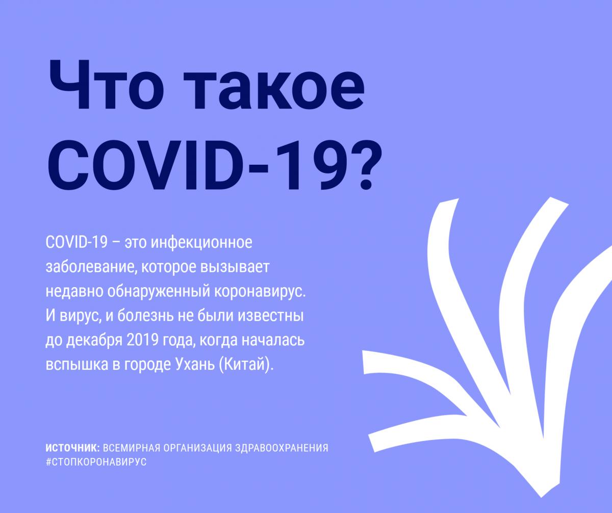 что такое covid-19