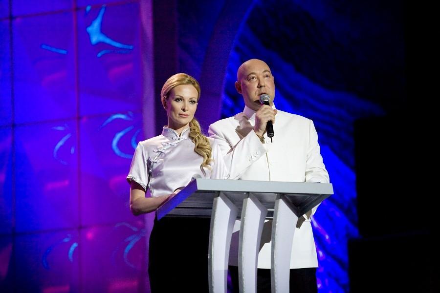 Золотой Пояс 2017 Ведущие церемонии Глеб Музруков и Татьяна Куприянова