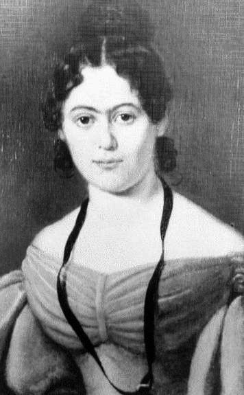 Жена Карла Маркса - Женни фон Вестфален