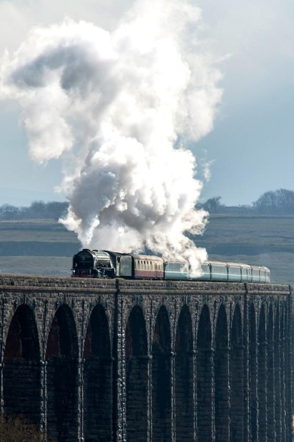 Tornado британский паровоз