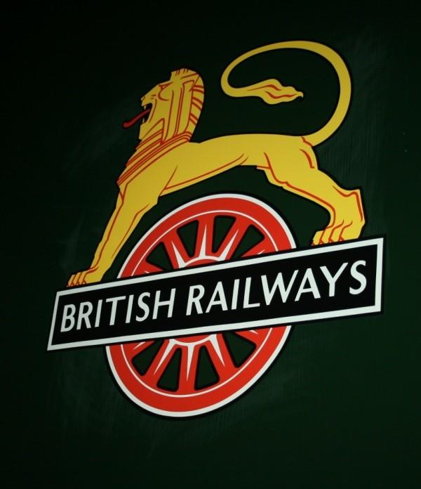 британские железные дороги