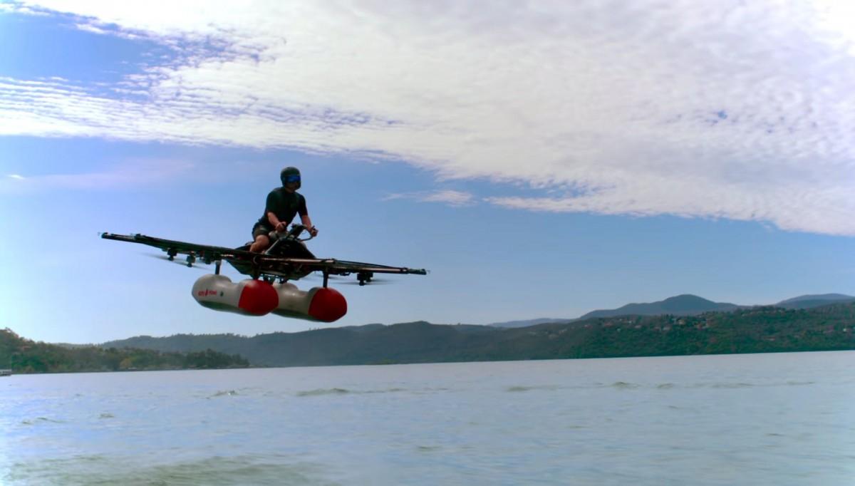 kitty-hawk-flyer летающая лодка