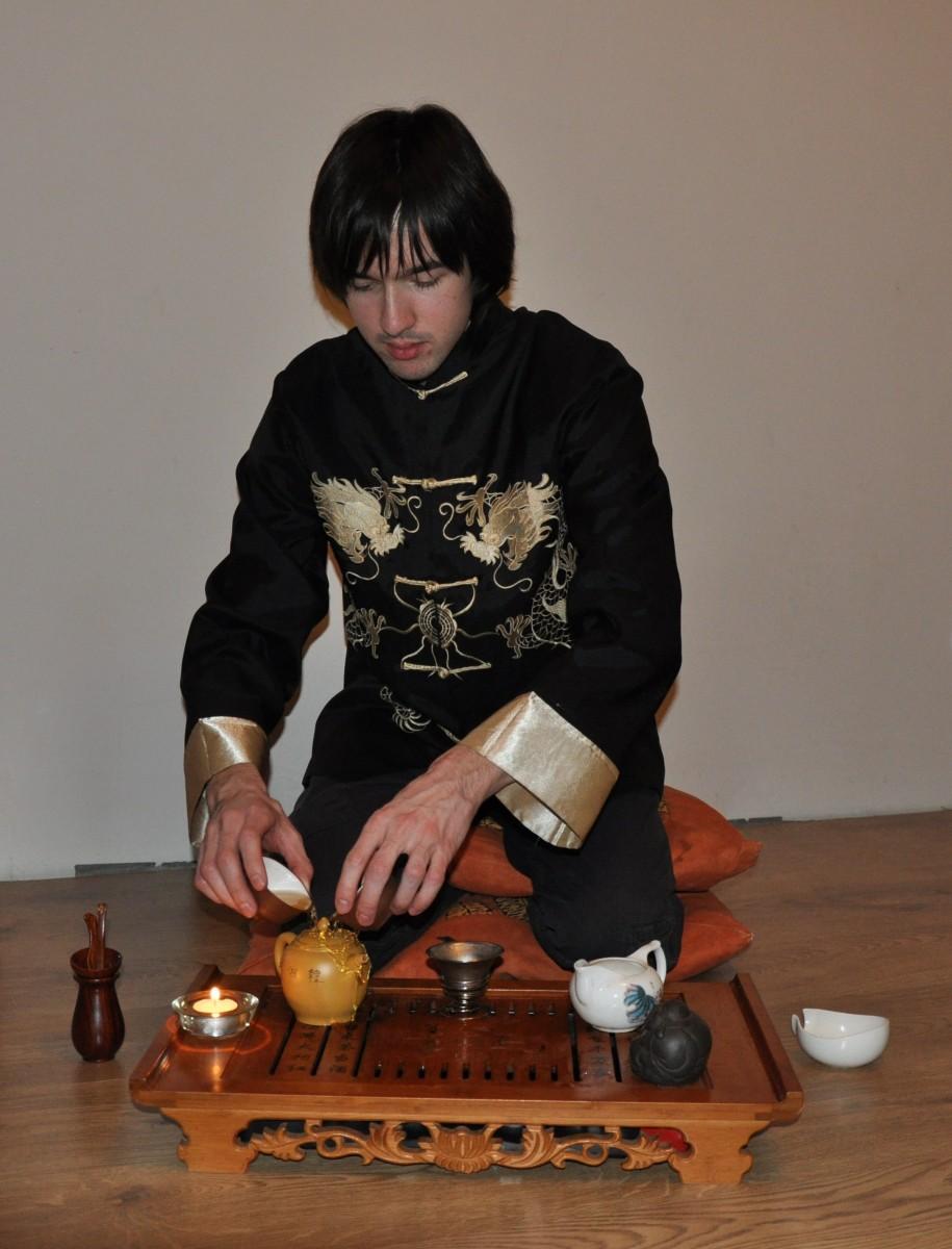 китайская чайная церемония ГунФуЧа