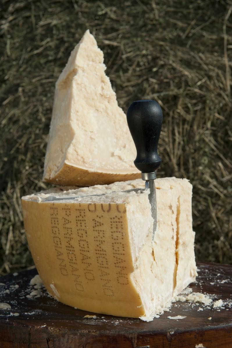 итальянский пармезан Parmigiano Reggiano