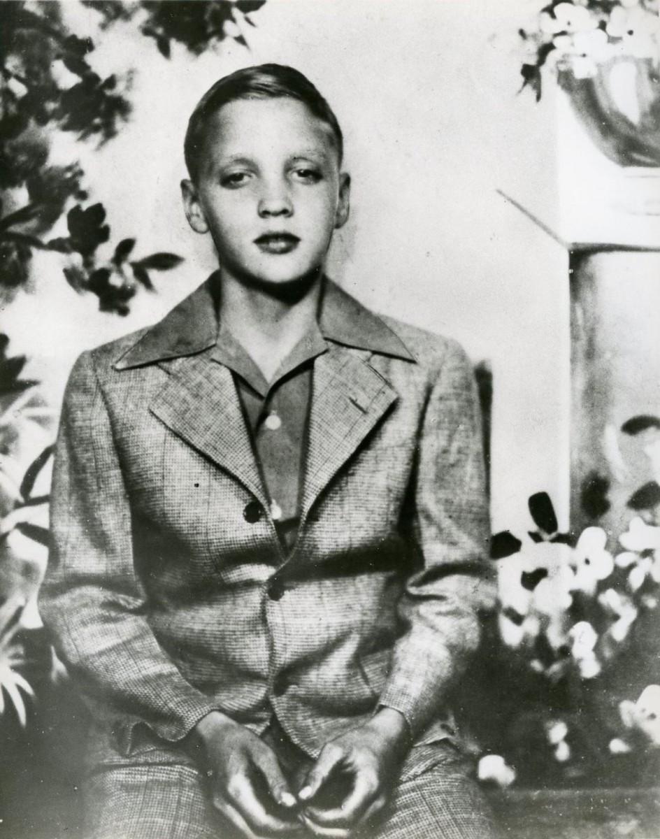 Детство Элвиса Пресли