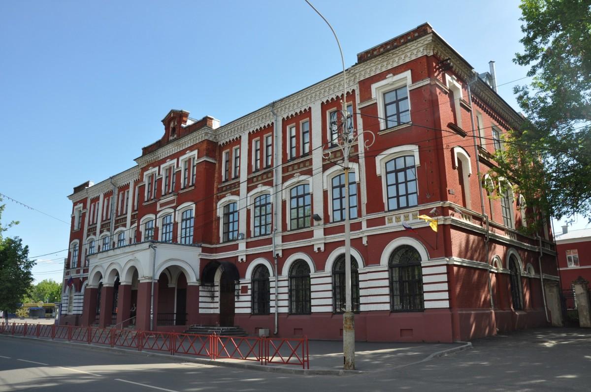 Клуб имени Сталина - ныне Дом культуры