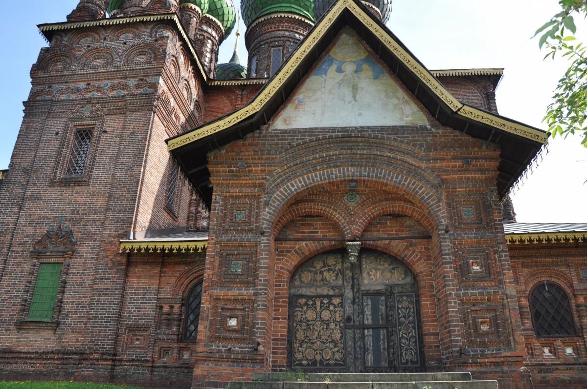 Храм Иоанна Предтечи, Ярославль