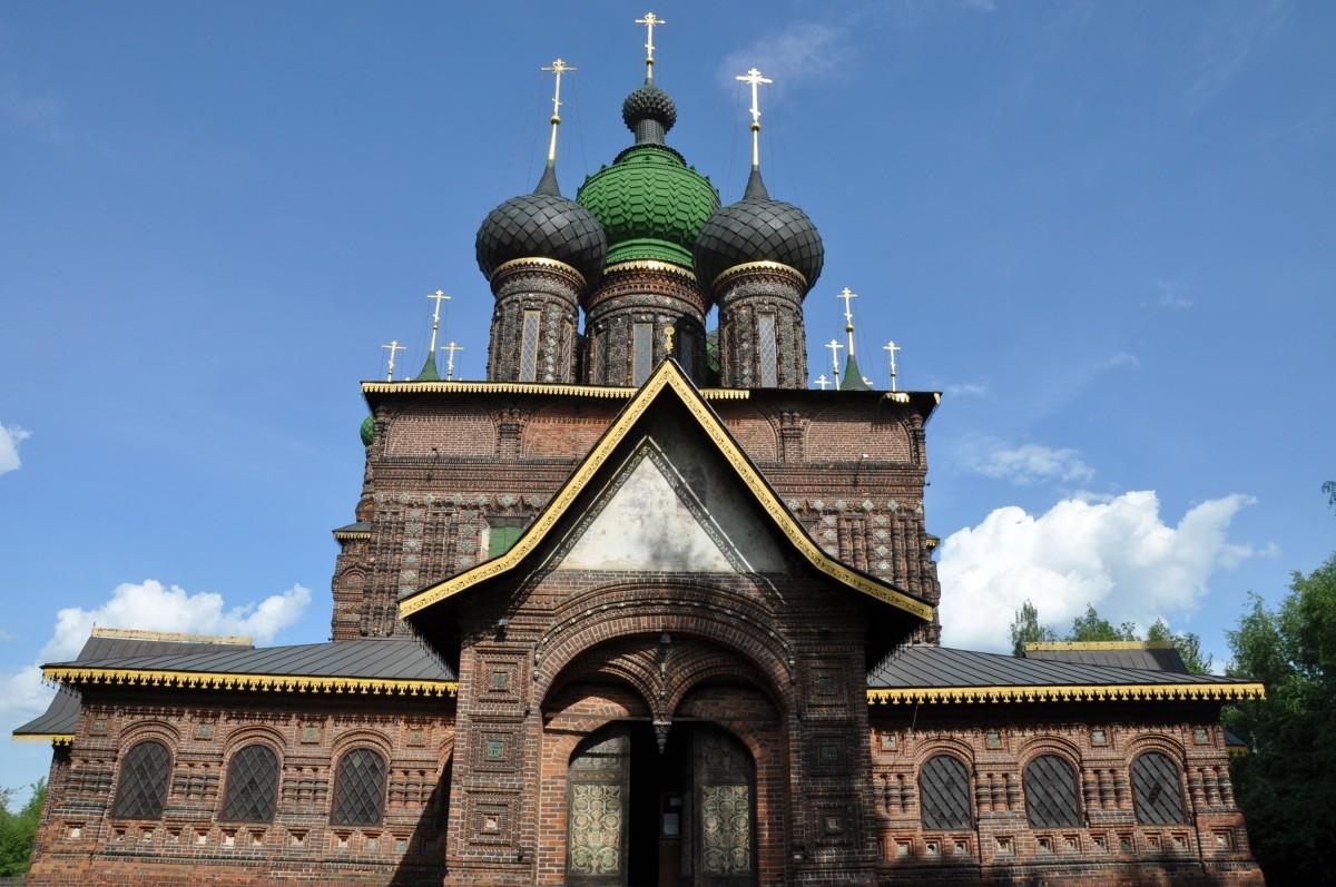 Церковь Иоанна Предтечи на Красном Перекопе