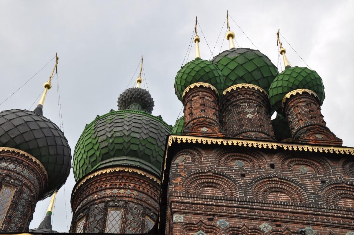 Храм Иоанна Предтечи Ярославль