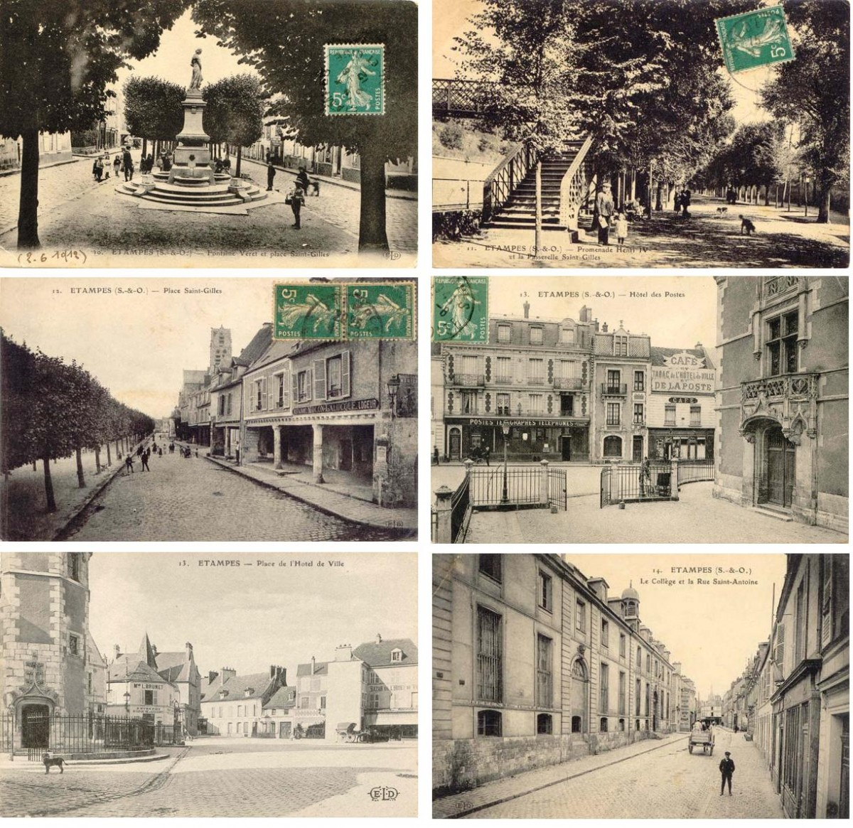 Франция 1900-е годы, Париж