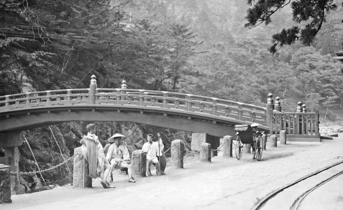 Япония 100 лет назад (начало 20 века) на фотографиях Арнольда Генте