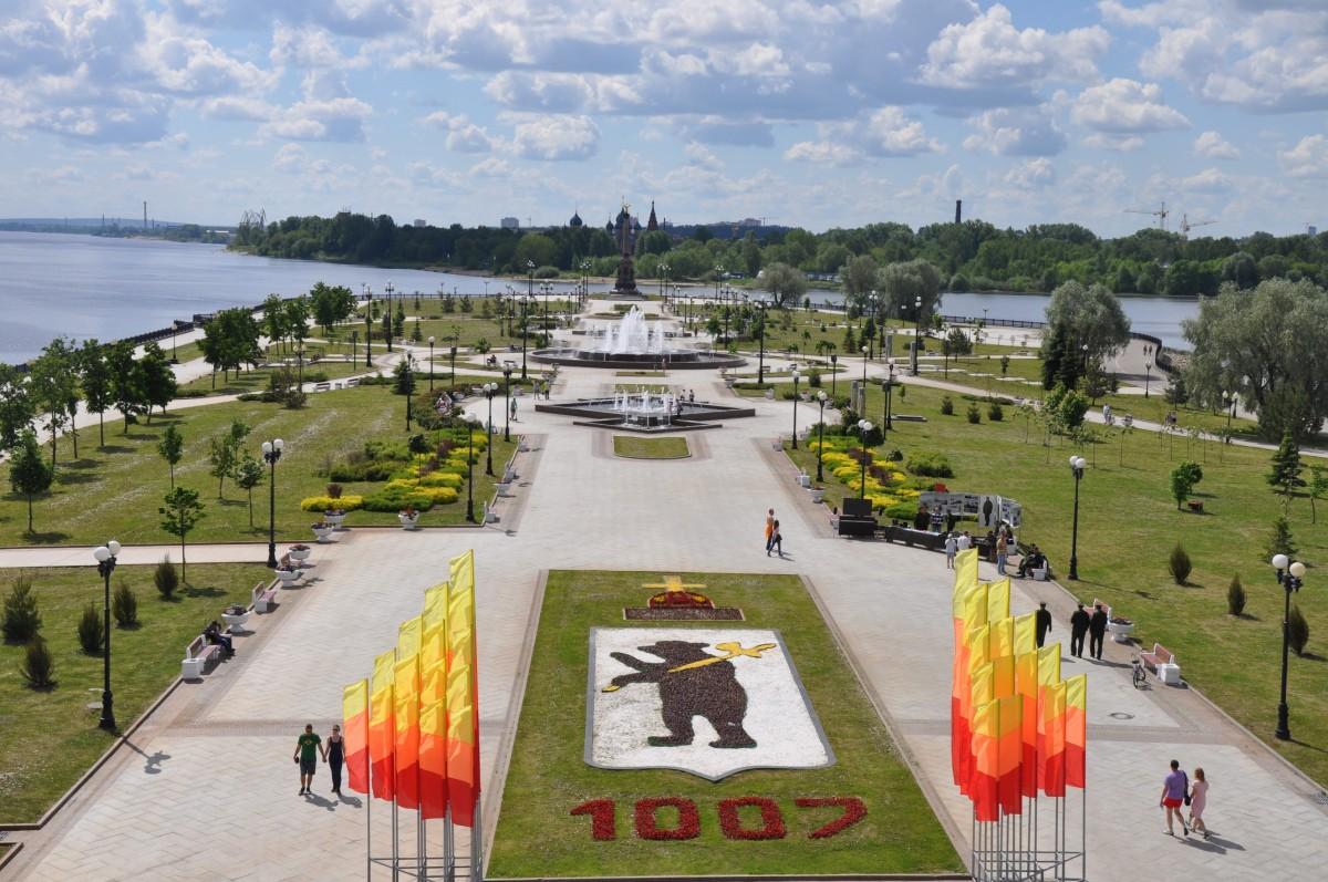 1007 лет Ярославлю