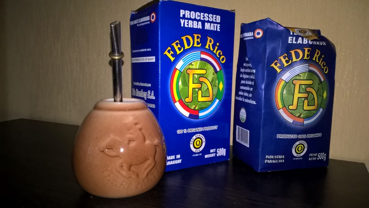 Yerba Mate Fede Rico