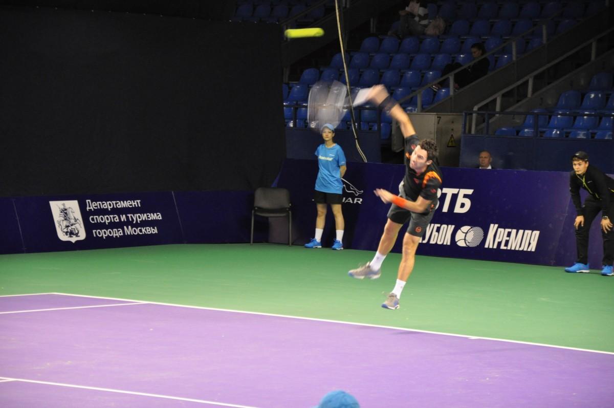 Михаил Кукушкин, Казахстан, теннисный турнир Кубок Кремля-2017