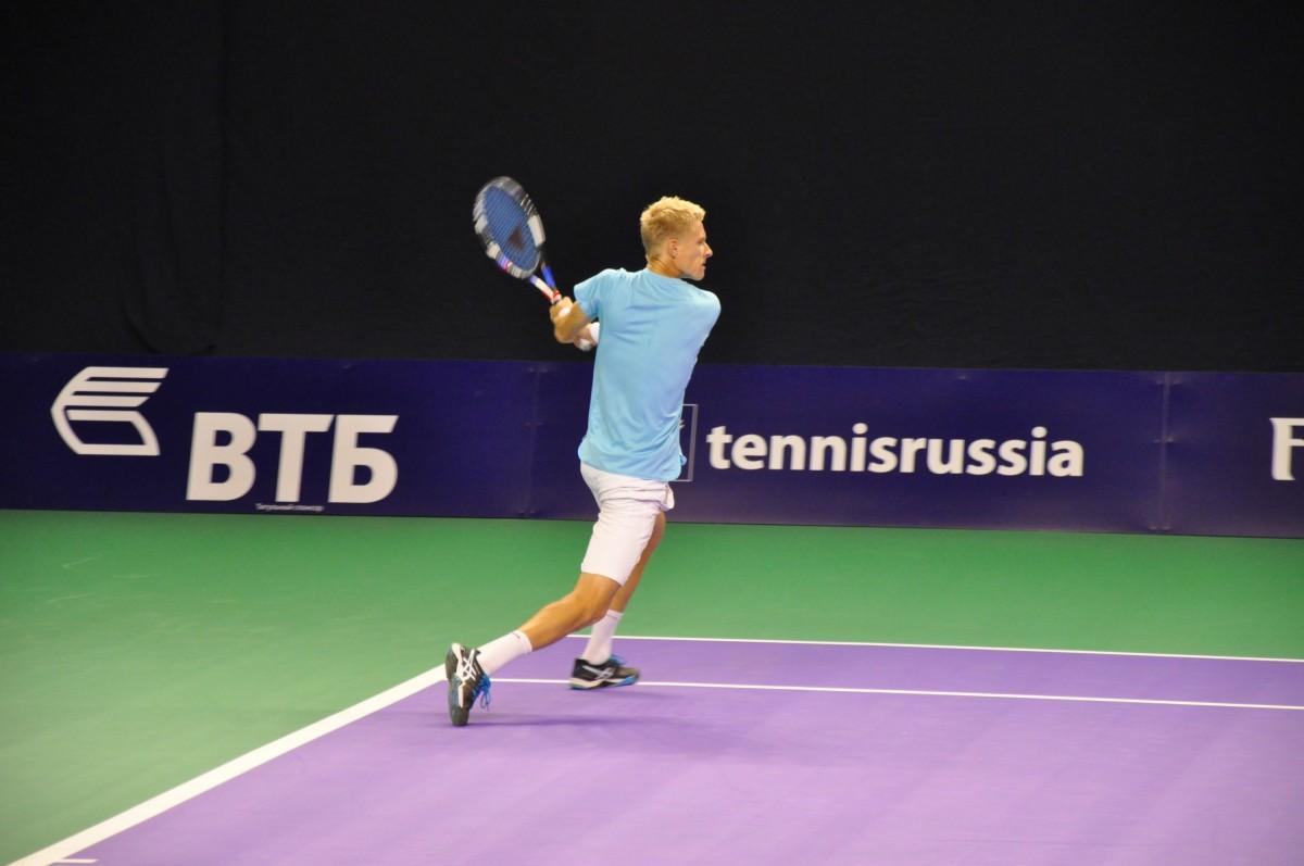 Санджар Файзиев, Узбекистан, теннисист Кубок Кремля-2017