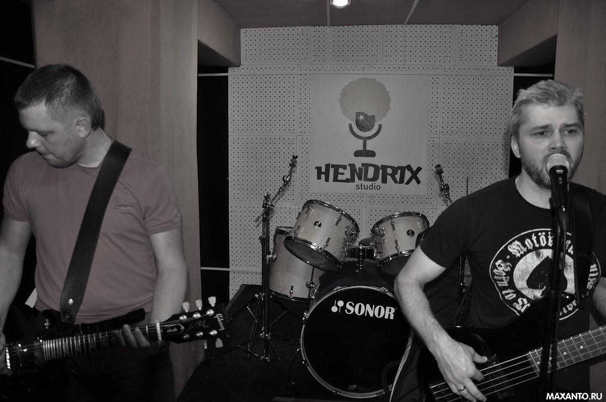 рок группа Гридъ