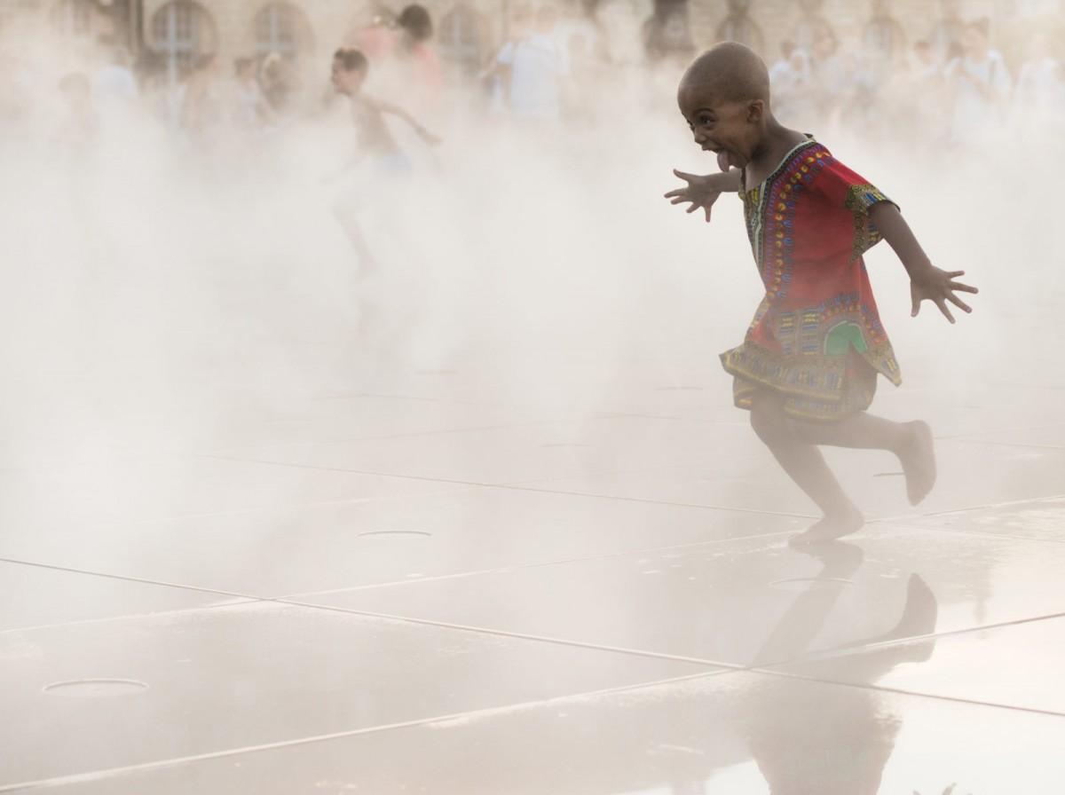 праздник в черной африке