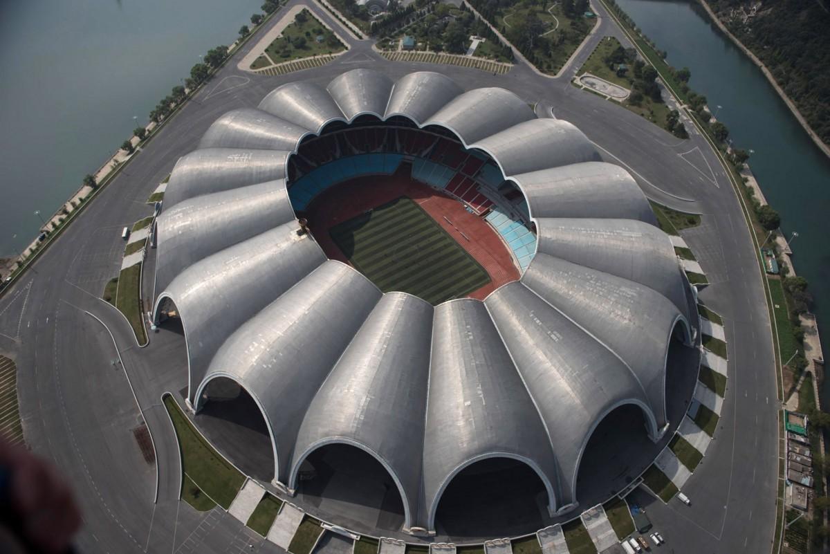 стадион ныннадо имени первого мая