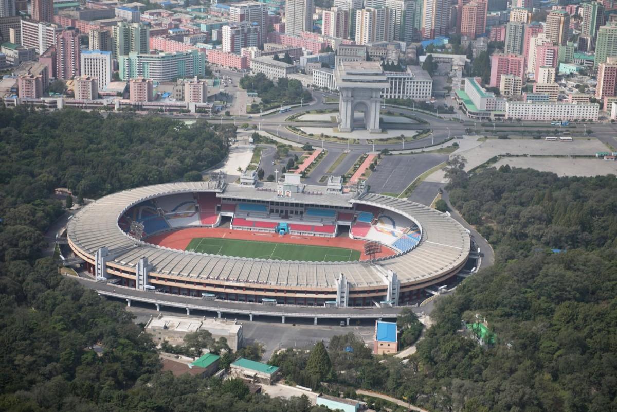 стадион Ким Ир Сена