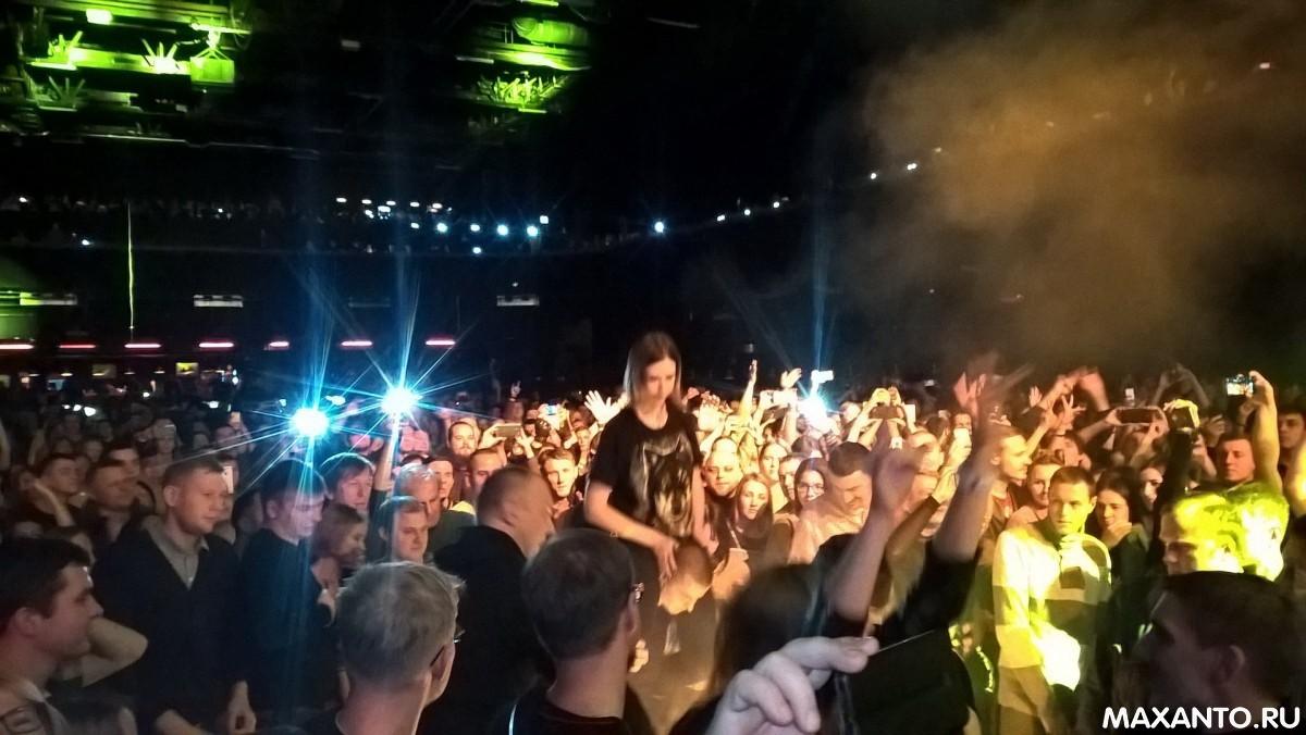 Вадим Самойлов  Stadium 11 ноября 2017