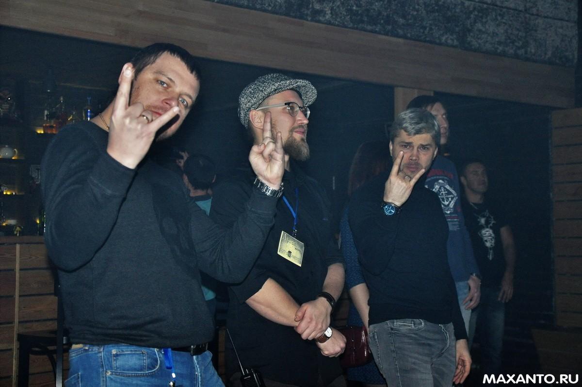 Группа Wip в рок клубе Котел