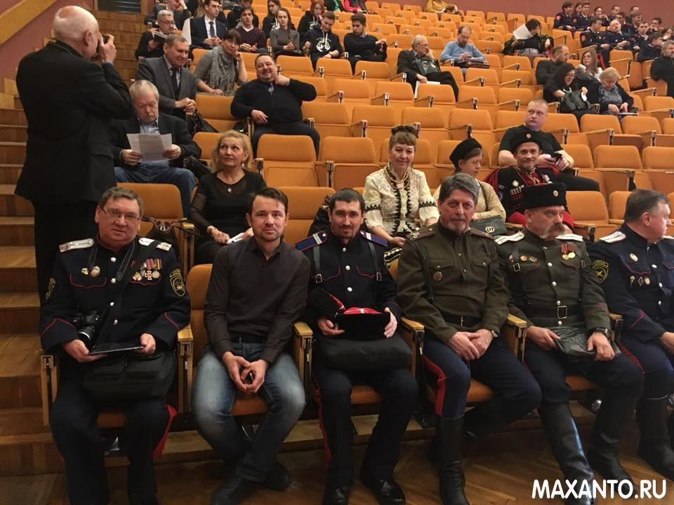 Революционные события 1917 года и судьбы русского казачества
