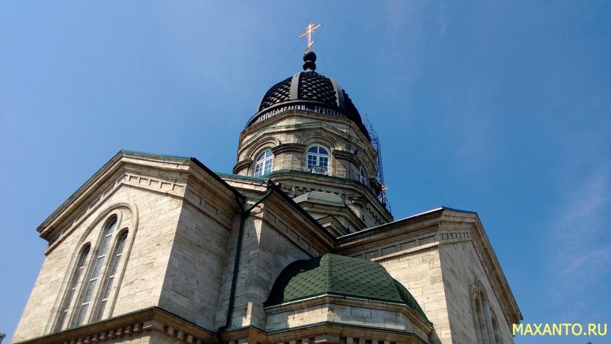 Церковь Архангела Михаила в Пятигорске