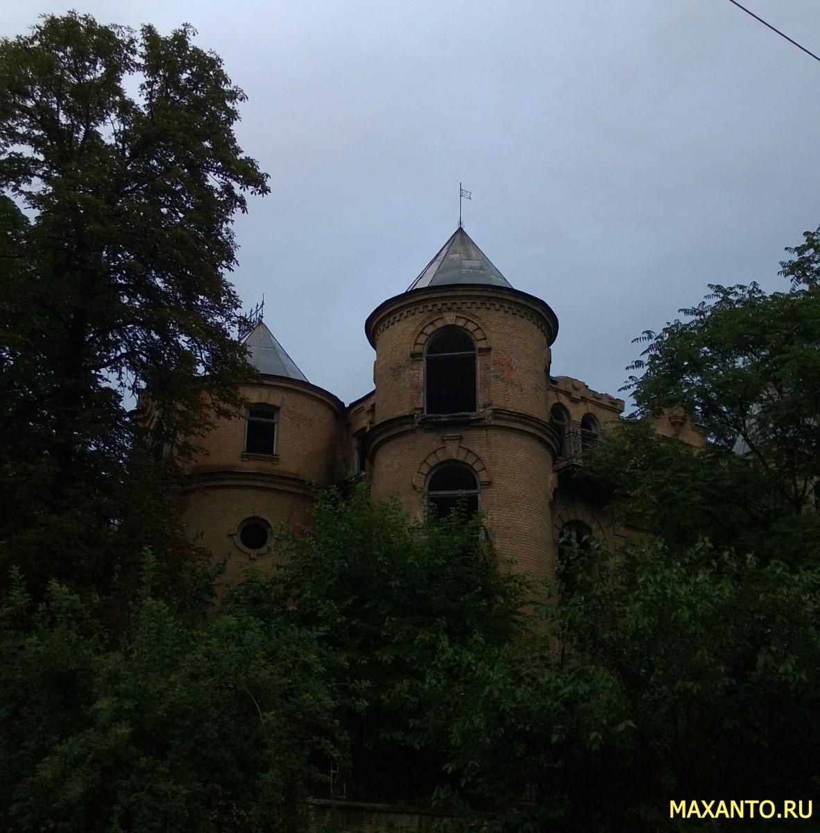 Дача Эльзы, Пятигорск