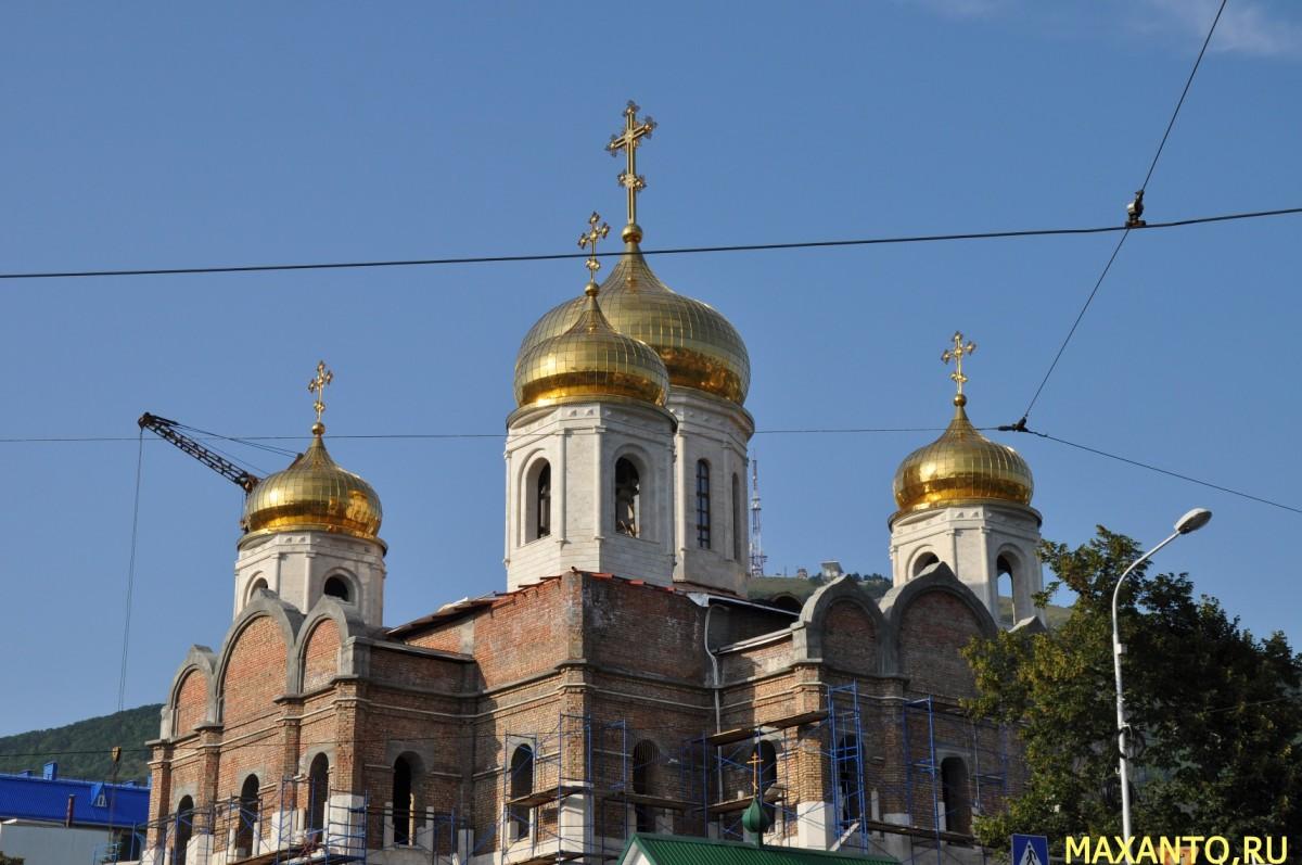 Спасский собор, Пятигорск
