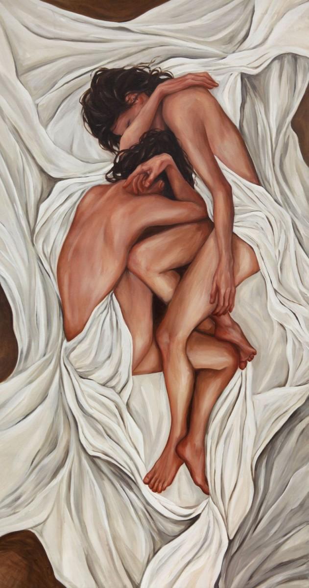 annie veitch спящие обнаженные женщины