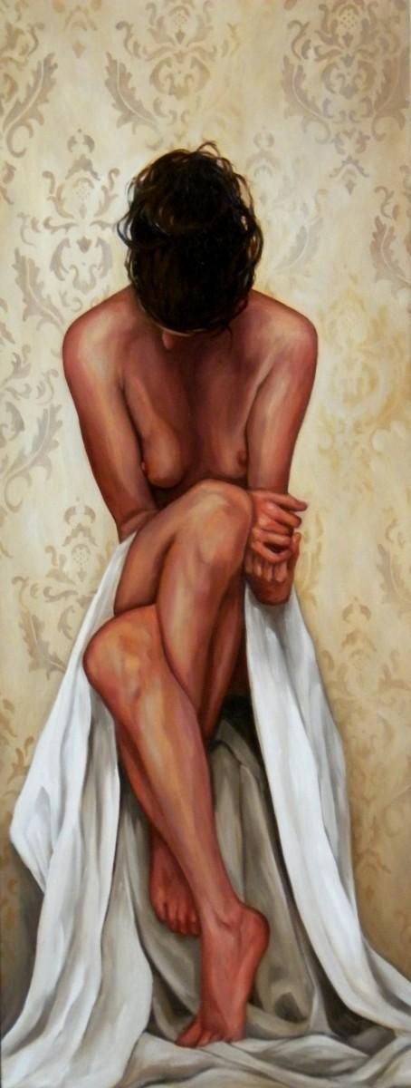 annie veitch эротика, ню, картины женщин