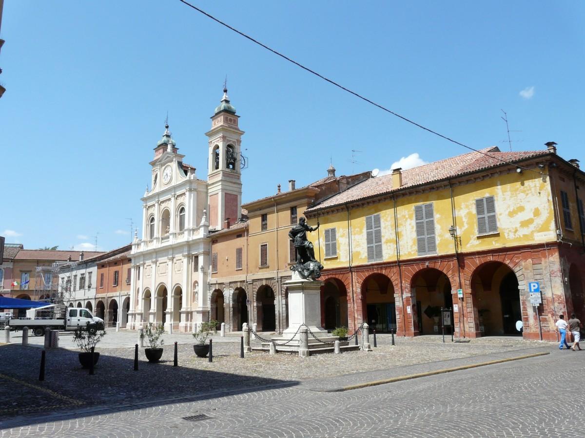Гвасталла, Италия