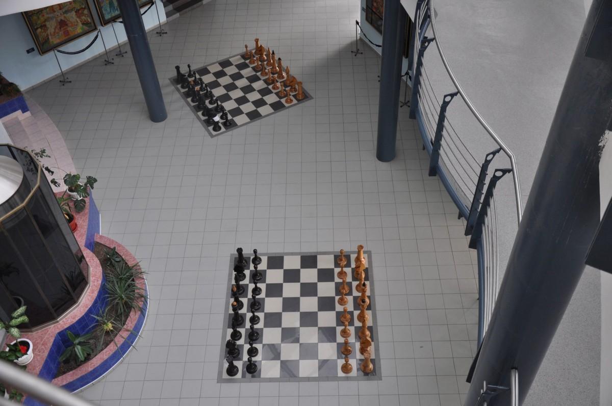 Город Шахмат Сити-Чесс Элиста, Калмыкия