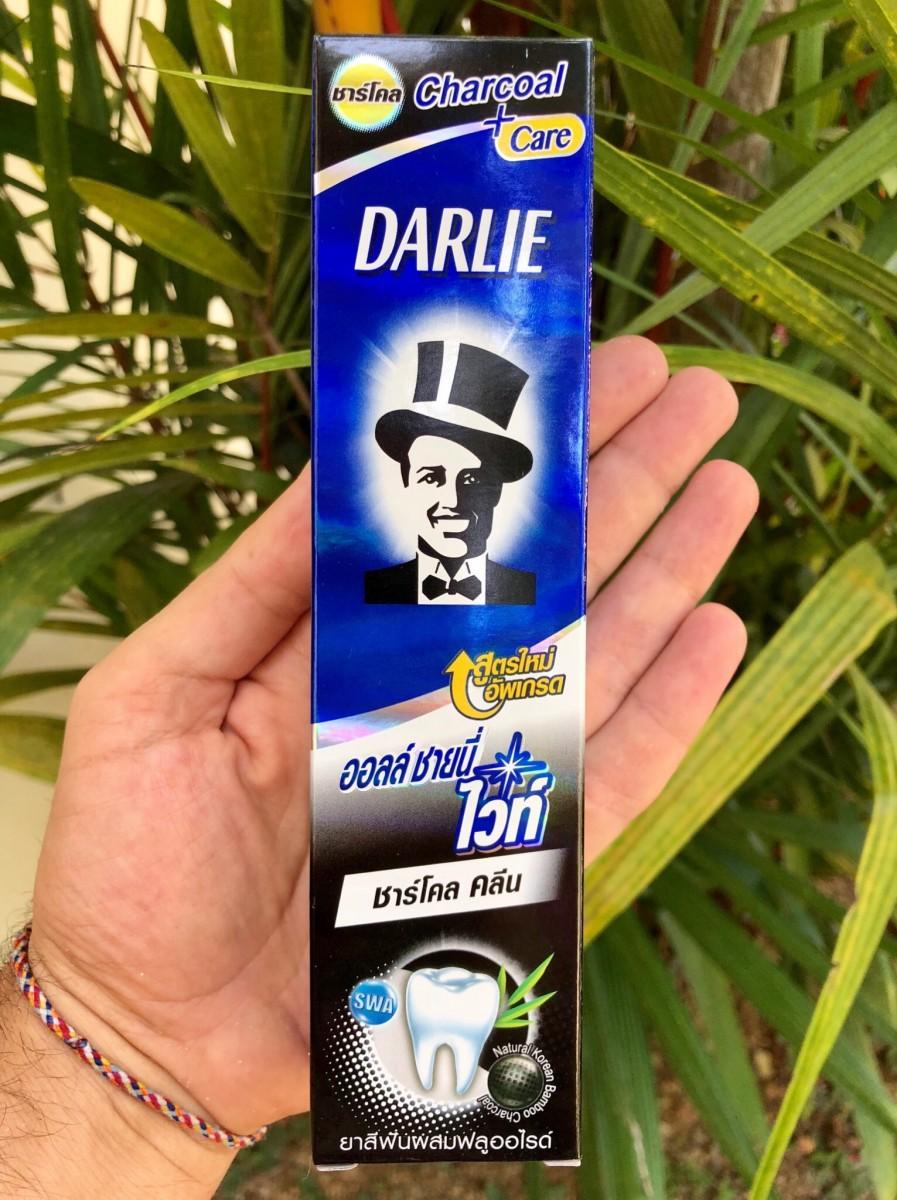 Зубная паста из Азии Китай Darlie