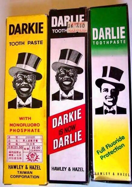 Darlie Darkie зубная паста